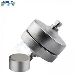 恒谱生20#超高压制备不锈钢保护柱液相色谱耗材,D50.0xL26.5