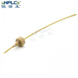 1/16PEEK管 HPLC液相色谱管线 岛津安捷伦Agilent色谱配件 ID*0.18mm