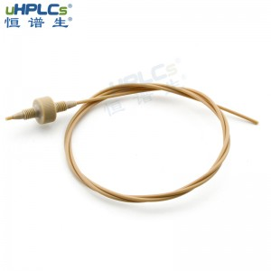 液相PEEK管线 外径1/16英寸毛细管HPLC连接管 ID*0.25mm