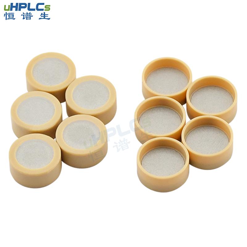 恒谱生PEEK杯柱筛板高精过滤医疗级材质 Featured Image