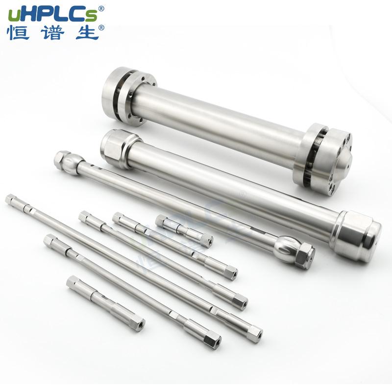 恒谱生UHPLCs USHA C18-N反相 (RP)色谱柱100%水相制备高效液相色谱柱 30x250mm Featured Image