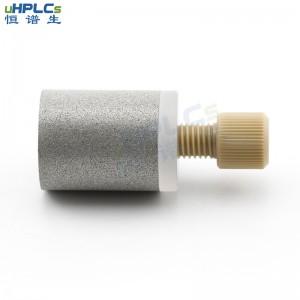 不锈钢流动相进样口过滤器保护HPLC系统