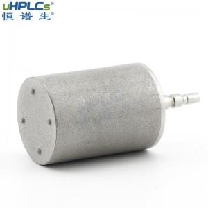uHPLCs液相色谱多阶不锈钢进样口过滤器 流动相沉子5um液相色谱溶剂过滤头