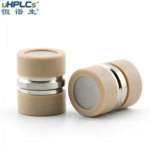 恒谱生分析保护柱不锈钢预备柱芯液相色谱耗材,10*10mm