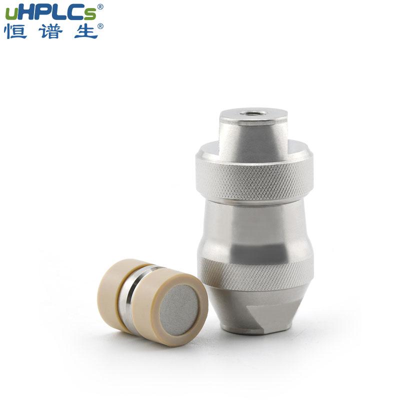 恒谱生10#液相色谱半制备预备保护柱柱套,用于保护ID9.6-16.0mm色谱柱 Featured Image