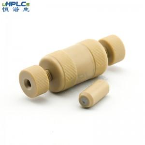 生物相容柱前预柱 通用型保护柱PEEK保护柱延长分析柱寿命 色谱仪器配件